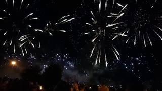 """Фестиваль фейерверков """"Ростех"""" 18 августа 2018 г. / Италия, команда """"Fireworks Lieto"""""""