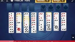 Microsoft Solitaire Collection: FreeCell - Hard - January 2, 2015