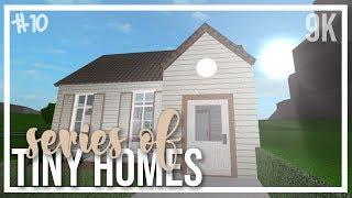 Bloxburg  Tiny House #10 No Gamepasses  Series Of Tiny Homes