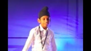 Magic of Quantum Physics | Angad Bhalla | TEDxSNSCE