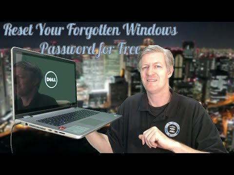 Reset Forgotten Windows Password For Free.  Many Ways To Recover Windows 7 Or 10 Password Ophcrack