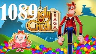 Candy Crush Saga Level 1089 No Booster