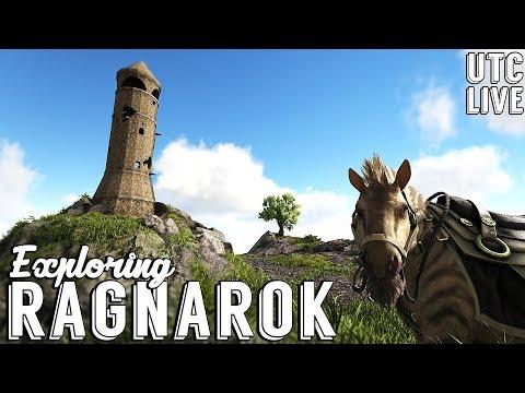 Exploring Ragnarok on Horseback :: Saturday Morning Ark w/ UTC :: Live