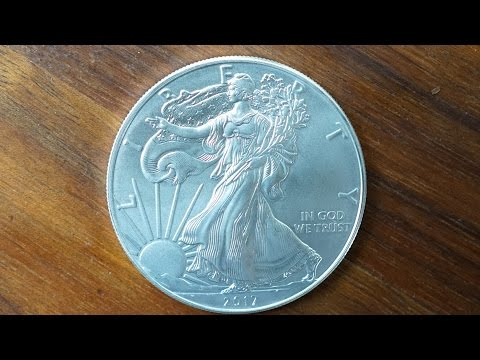 2017 American Silver Eagle Review