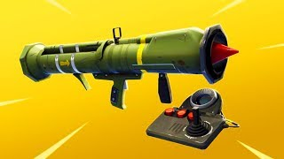 The return of the Guided Missile Launcher..