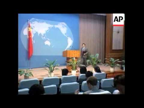 UK/CHINA/RUSSIA: CONCERN OVER THE IRAQI CRISIS