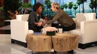 Ellen Makes Dianna Beasley