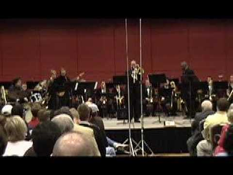 Knockoff by Burnin! - Texas Tech Jazz Trombone Band - YouTube