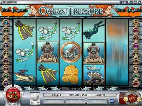 Spiele Ocean Riches - Video Slots Online