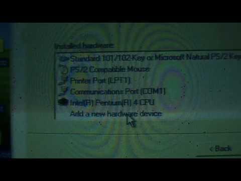 Installing a NE2000-Compatible ISA Network Card in Windows XP Under Windows 98/ME Under Bochs 2.6