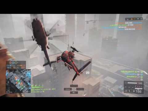 Transport heli suicide