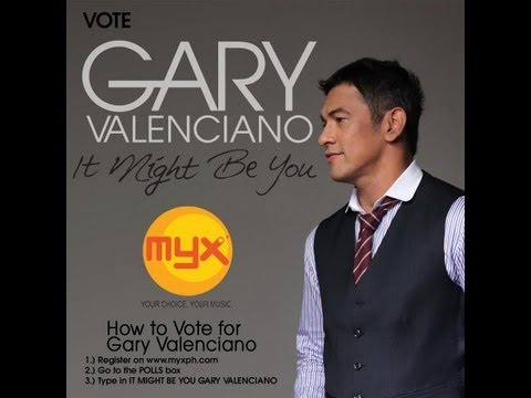 Gary Valenciano - It Might Be You (Official Music Video)