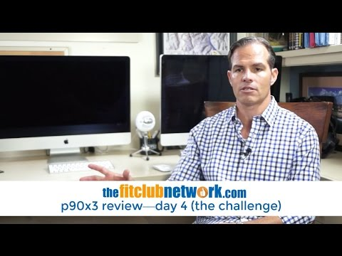 Coach Dave Compares P90X vs P90X3 | The Fit Club Network