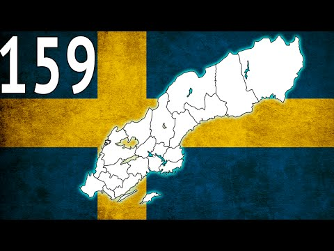 Learn the GEOGRAPHY OF SWEDEN - 10 Swedish Words