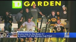 'Worst Game 7 Ever': Bruins Fans Upset Over Game 7 Loss