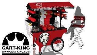 Video Mobile Retail Carts | Drink Carts for Coffee, Sodas, Water download MP3, 3GP, MP4, WEBM, AVI, FLV Juli 2018