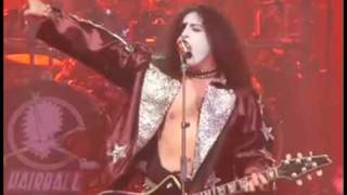 HAIRBALL PERFORMING KISS