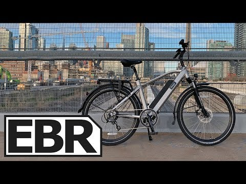 2019 Amego Infinite Review - $2k Stylish, Capable, Class 3 Electric Bike