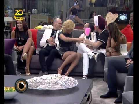 Big Brother Vip Cristina Ferreira e João Paulo Rodrigues entram na Casa