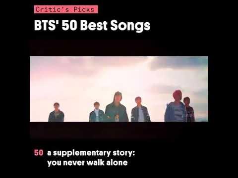 BTS 50 BEST SONGS