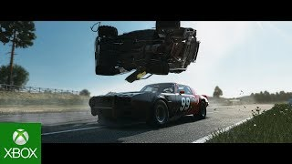 Wreckfest Console Release Trailer