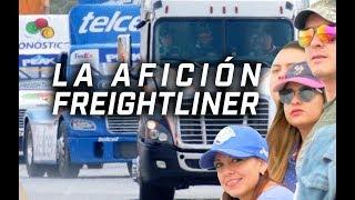 ¡Gracias afición de SLP! Tractos Freightliner NASCAR PEAK 2018