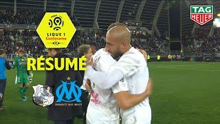 Amiens SC - Olympique de Marseille ( 3-1 ) - Résumé - (ASC - OM) / 2019-20