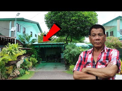 DAVAO: VISITING THE HOME OF PRESIDENT DUTERTE | Vlog #249