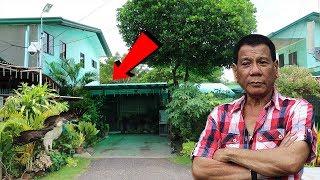 Davao Visiting The Home Of President Duterte Vlog 249