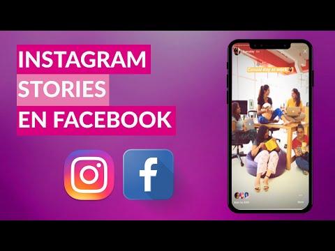 Cómo COMPARTIR mis HISTORIAS de Instagram en Facebook - Instagram stories