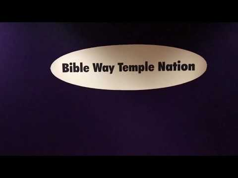 New Music Website from the MaxArt Dept of Bible Way Temple Nation
