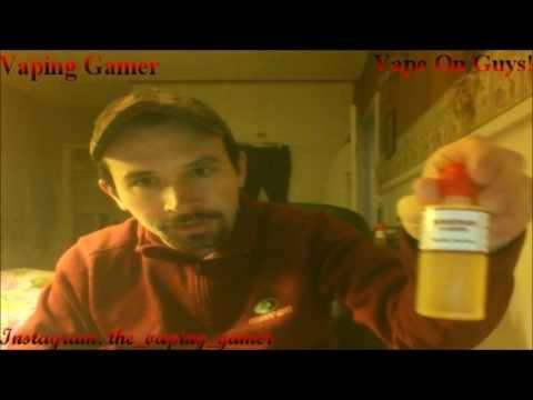 Juice Review Time   Bossman E Liquid   Vanilla Custard