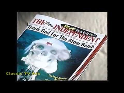 The Independent Newspaper 1995