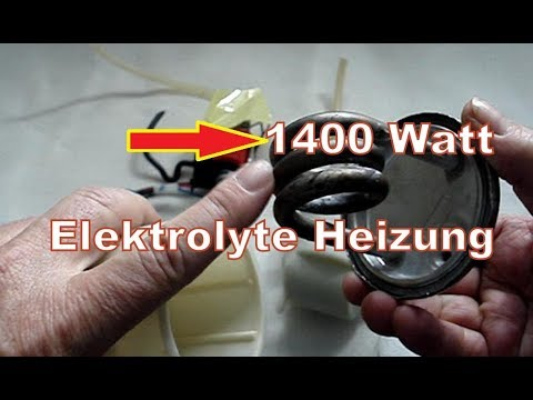 tauchsieder wasserboiler f r elektrolyte heizung selber bauen youtube. Black Bedroom Furniture Sets. Home Design Ideas