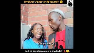 SA TRENDING TIKTOK FUNNY VIDEOS 2021   COMEDY COUPLE AFRICA   #AFRICANCOMEDY2021 #MZANSICOMEDY2021