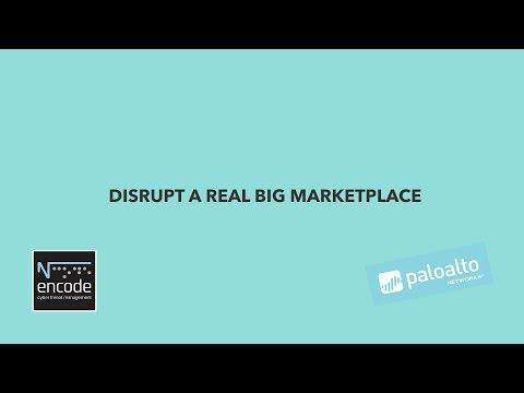 Disrupt a Real Big Marketplace