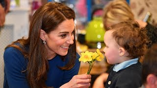 Kate Middleton admits to feeling 'broody' in Northern Ireland
