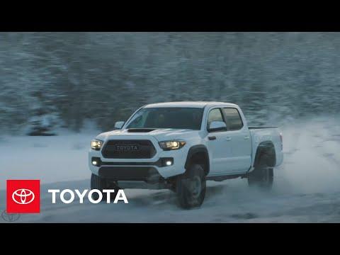 TRD Pro Road Trip To Chicago Auto Show | Toyota