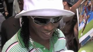 Ronaldinho Gaucho em Nova York