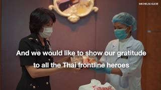 Thailand Together: MICHELIN Guide Thailand Restaurants Feed Front Line Staff During COVID-19