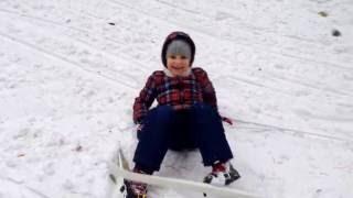 Как я научилась кататься на лыжах
