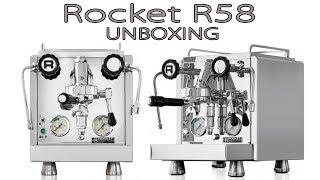 ROCKET R58 UNBOXING