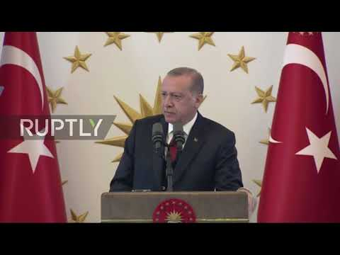 Turkey: 'It is unacceptable for US to sacrifice Turkey' - Erdogan hits as dispute escalates