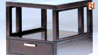 Odyssey End Table S230-02 By Fairmont Designs