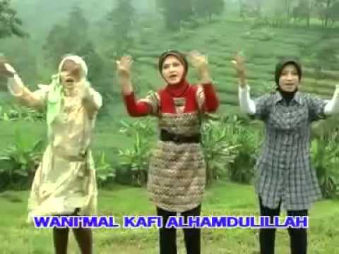 QOSIDAH Hj Ummi Fattah--Syi'iran Wali / Sunan Ampel