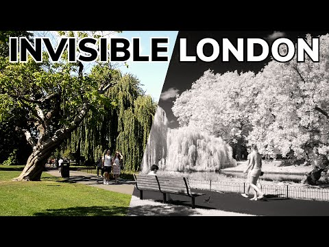 Invisible London: The world in infrared from YouTube · Duration:  3 minutes 52 seconds