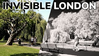 Invisible London with Near Infrared Camera