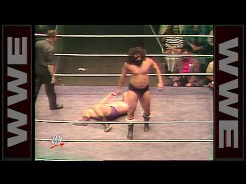 Bruiser Brody vs. Kevin Sullivan: Aug. 7, 1976