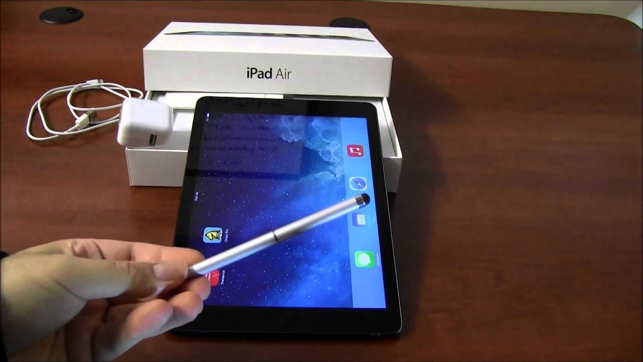 iPad Air Review Whatu0027s in the Box & iPad Air Review: Whatu0027s in the Box - YouTube Aboutintivar.Com