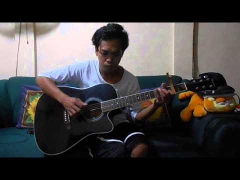 Listen - Beyonce (Charice Version) Guitar Cover by Jun Morelo